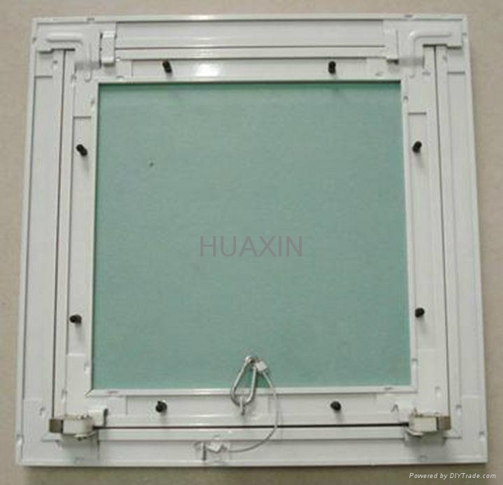 Gypsum board access panel  4