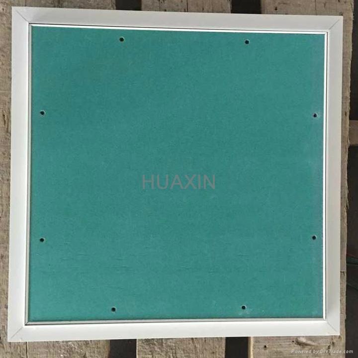 Gypsum board access panel  1