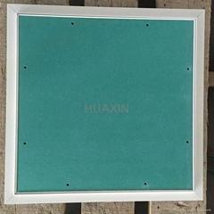 Gypsum board access panels
