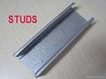 ZINC COATED STEEL PROFILES
