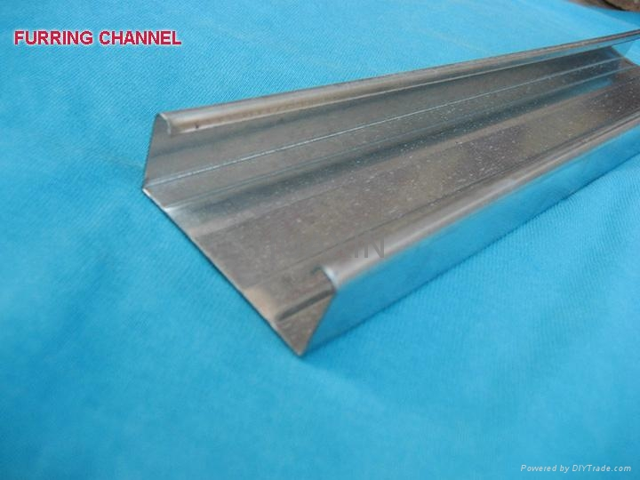 FURRING CHANNEL