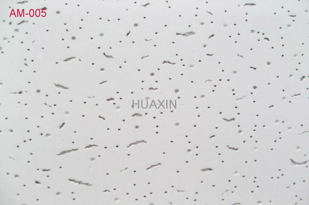 Mineral fiber acoustic ceiling boards wholsaler 6