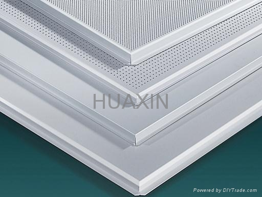 LAY IN ALUMINUM CEILING PANEL