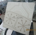 Clip aluminum ceiling panels
