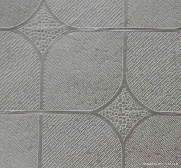 PVC film faced gypsum false ceiling board price/advantage