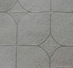 PVC film faced gypsum ceiling board