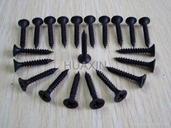 Drywall self-tapping screw for gypsum