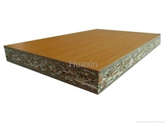 Particle boards for wooden decoaration work
