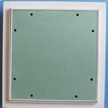 WHITE PAINTED ALUMINUM ACCESS PANEL