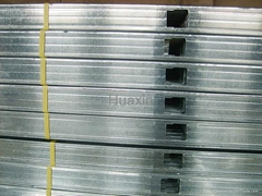 Metal studs, tracks, angles, channels for drywall partition