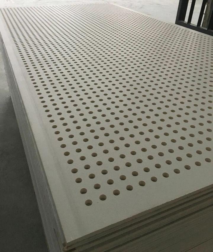 穿孔石膏板-圆孔 3