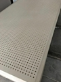 Acoustic perforated plasterboard-round hole 4