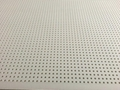 Acoustic perforated plasterboard-round hole 5