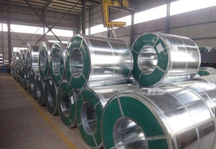 Galvanized steel coils 13