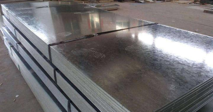 Galvanized steel coils/sheets lower price 8