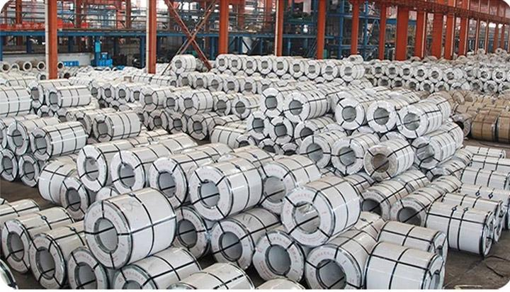 Prepainted ga  anized steel in coil supplier 12