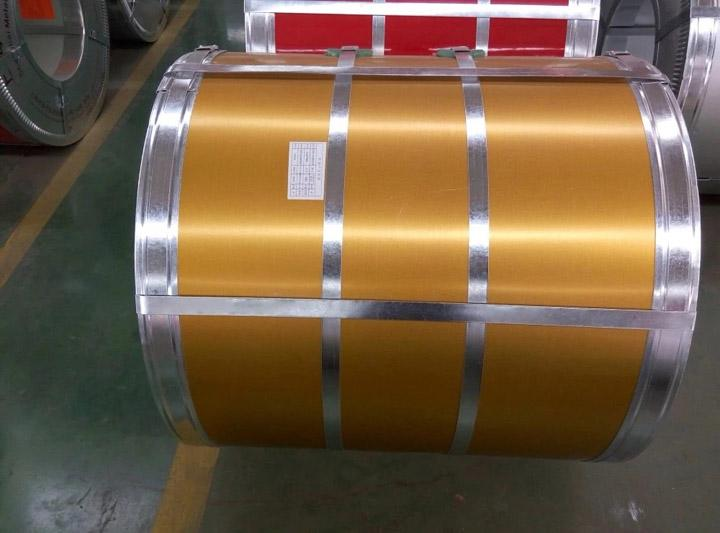 Prepainted ga  anized steel in coil supplier 9