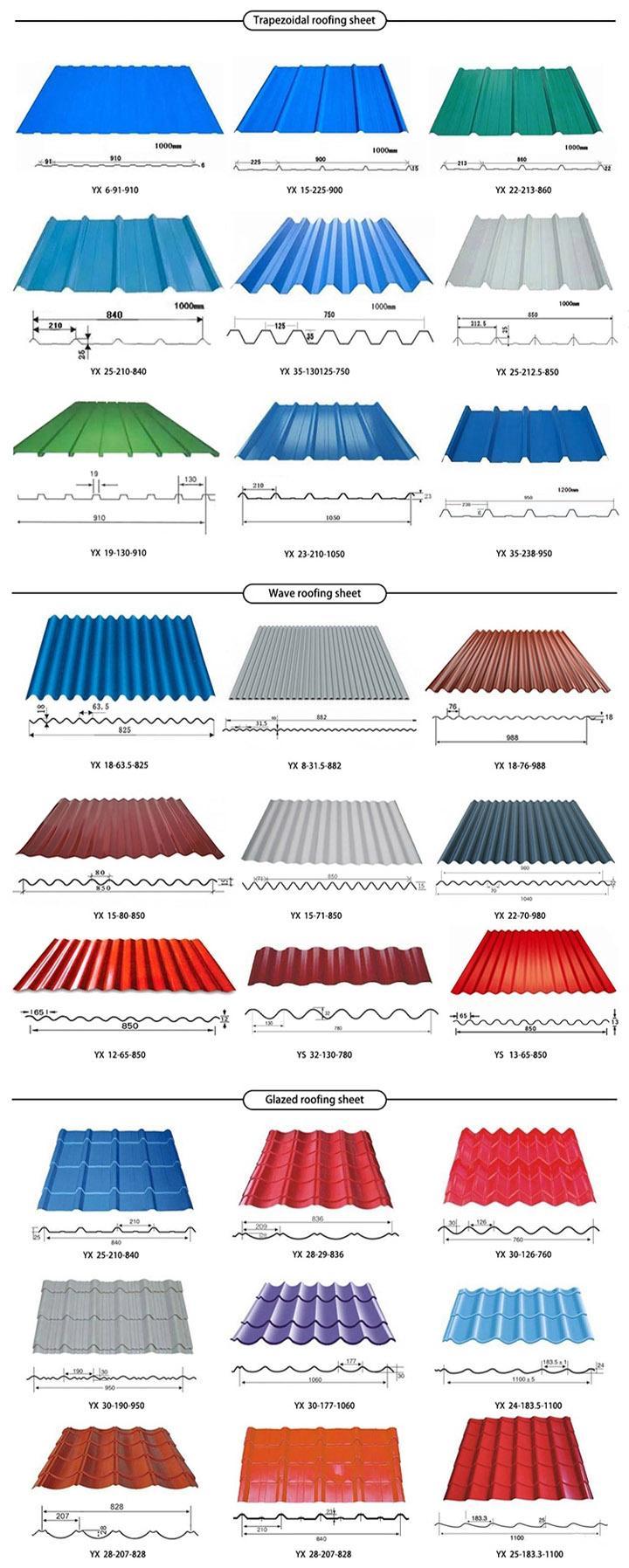 Prepainted galvanized steel coils 11