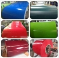 Prepainted galvanized steel in coil