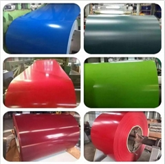 Prepainted galvanized steel in coil supplier (Hot Product - 1*)
