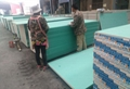 Moistureproof plasterboard/wall partion/studs adn track 4
