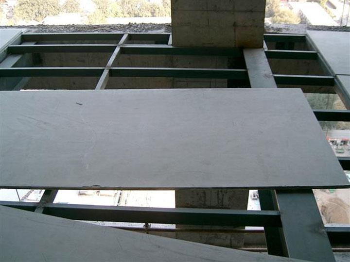 防火纖維水泥板 2