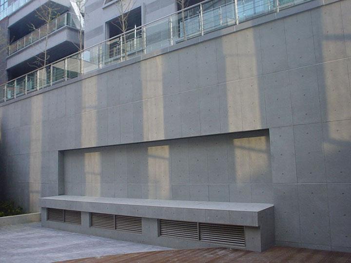 Exterior wall