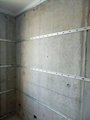 Cement board deocartion