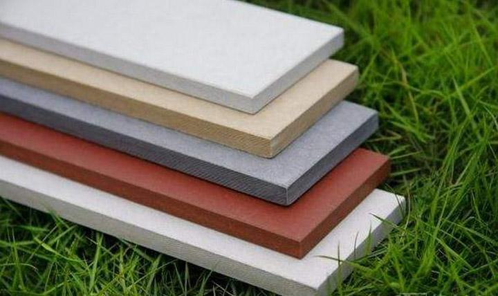 彩色纖維水泥板 1