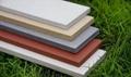 彩色纤维水泥板