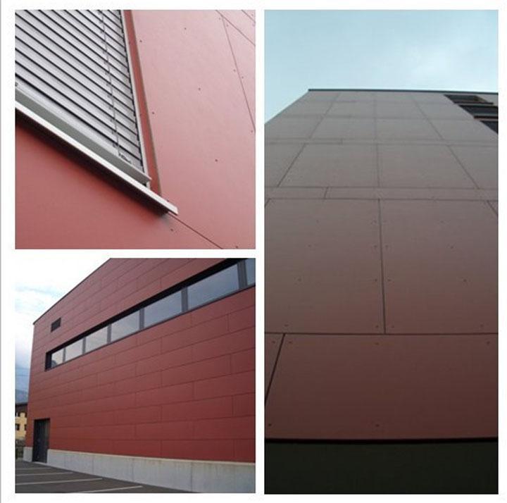 彩色纖維水泥板 4