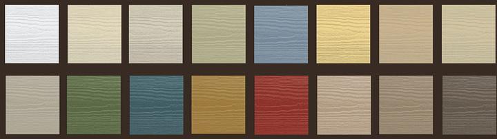 彩色纖維水泥板 3