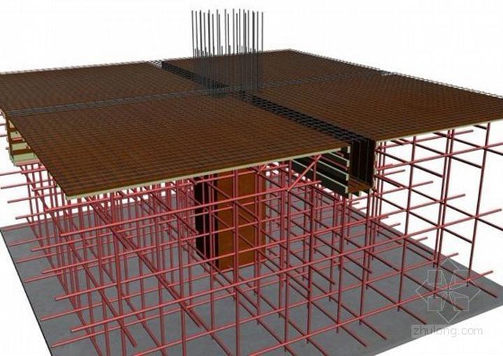 建筑模板 3