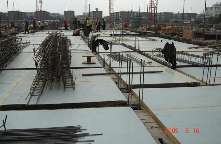 建筑模板 4