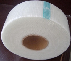 Fiberglass joint tapes for gypsum board decoartion