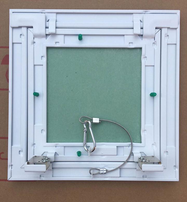 access gypsum doors