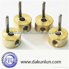 OEM precision brass customize eccentric wheel