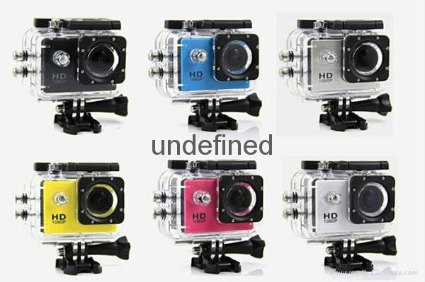 Waterproof wifi remote control SJ40000 action Sport camera 5
