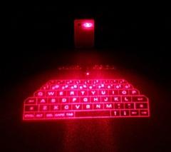 2015年  产品蓝牙迷你激光投影键盘