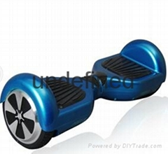 4400mah 2 wheel smart self balance skateboard electric scooter wholesale