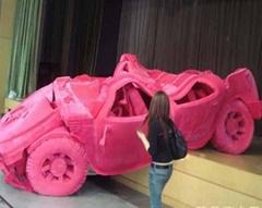 廣告展覽雕塑道具模型