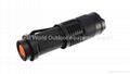 Small Handheld Flashlight Torches XR-E