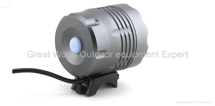 GW-BL05 Waterproof 5xT6 5600 LM Bicycle LED Light 2