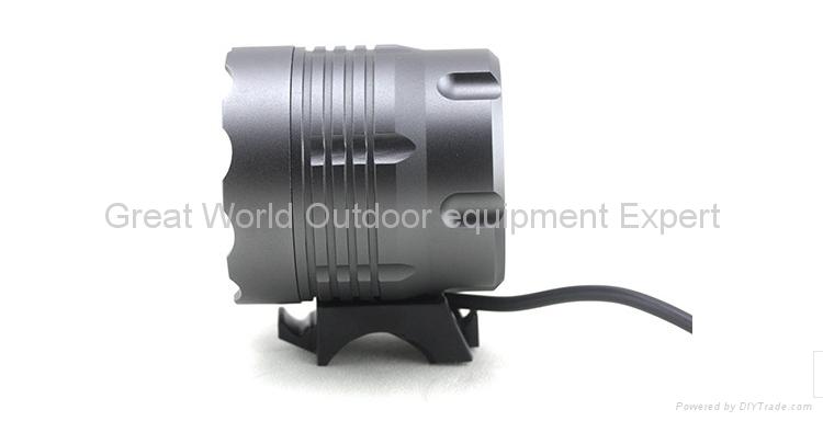 GW-BL05 Waterproof 5xT6 5600 LM Bicycle LED Light 3