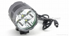GW-BL05 Waterproof 5xT6 5600 LM Bicycle LED Light