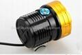 GW-BL09 Waterproof 9xT6 13800 LM Bicycle LED Light 2