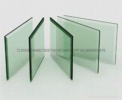 昆明建筑平板钢化玻璃生产厂家直销价格|图片