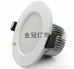 郑州LED天花筒灯