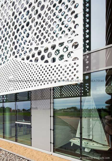 幕牆五金產品--不鏽鋼絲網 4