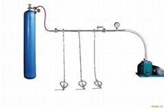 CNG纏繞瓶檢測線設備
